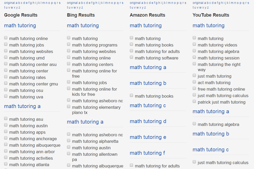 Keyword-Search-Tools-for-tutoring-companies